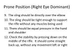 prone position right eye dominant15