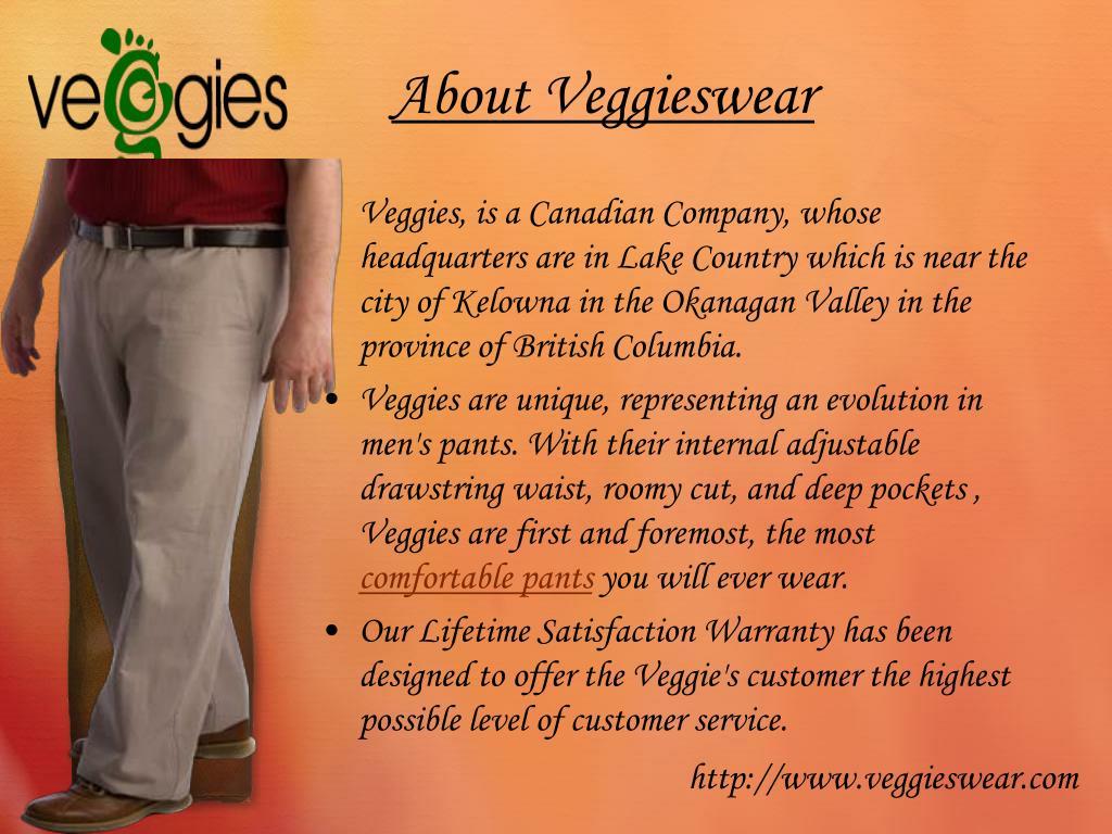 About Veggieswear