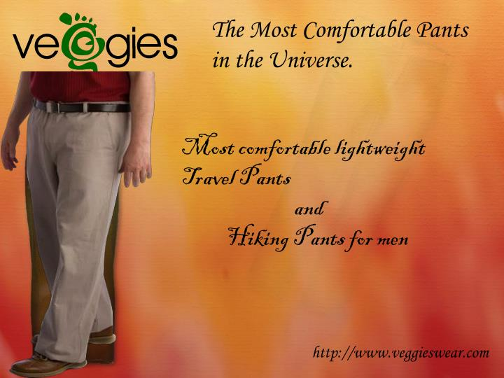 The Most Comfortable Pants