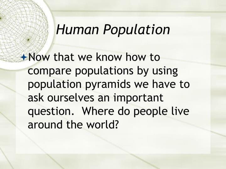 Human population3