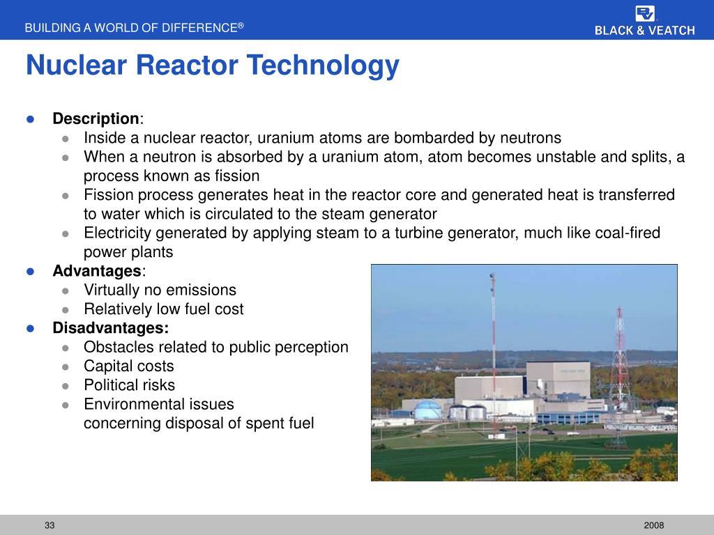 Nuclear Reactor Technology