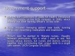 government support2