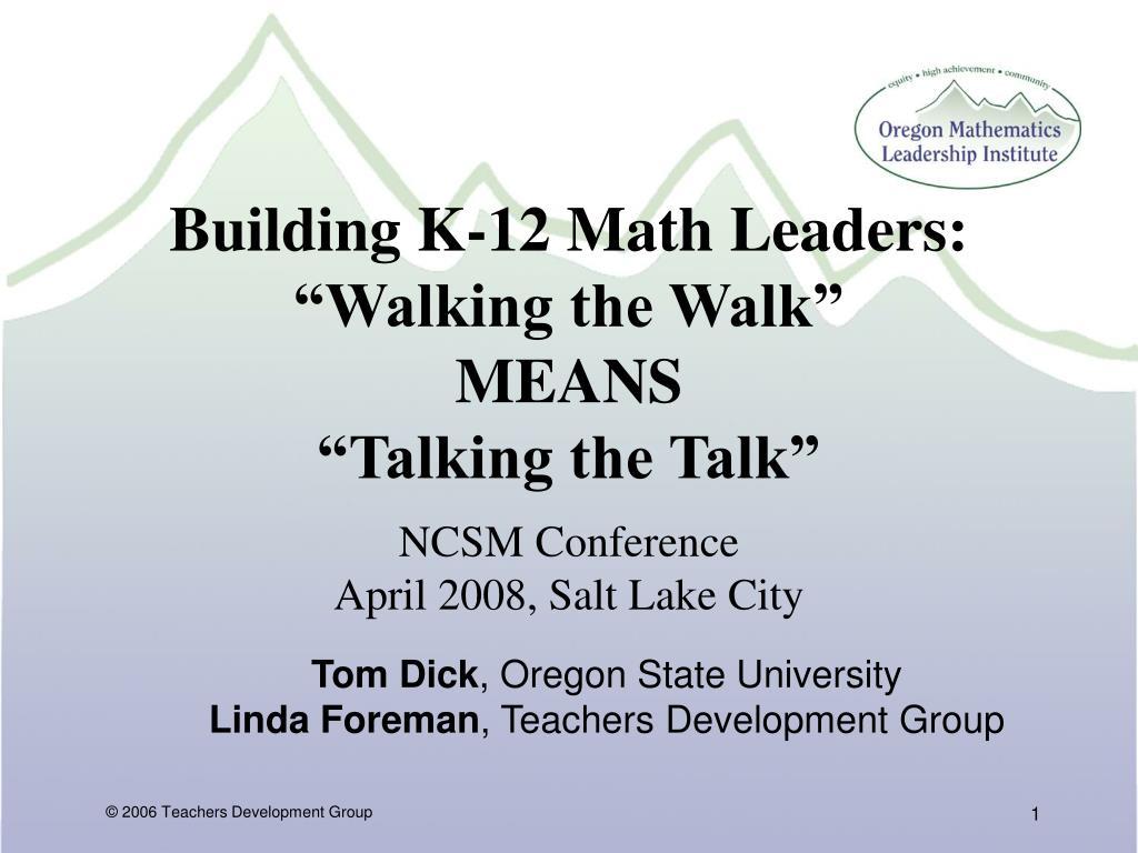 Talk the talk walk the walk meaning