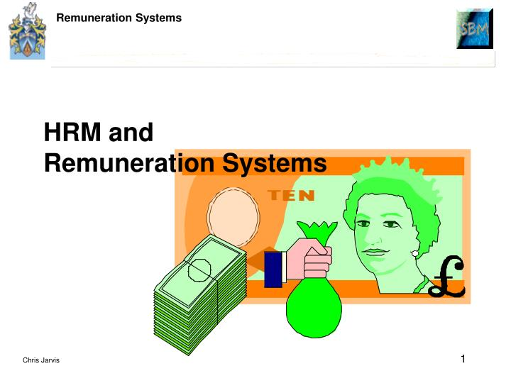 Hrm and remuneration systems