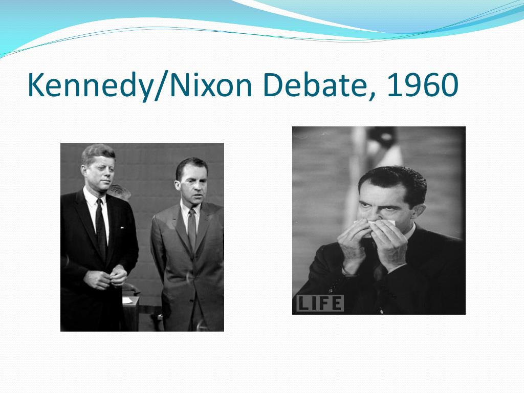 Kennedy/Nixon Debate, 1960