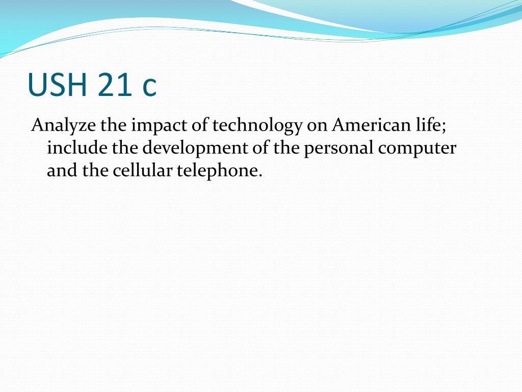 USH 21 c