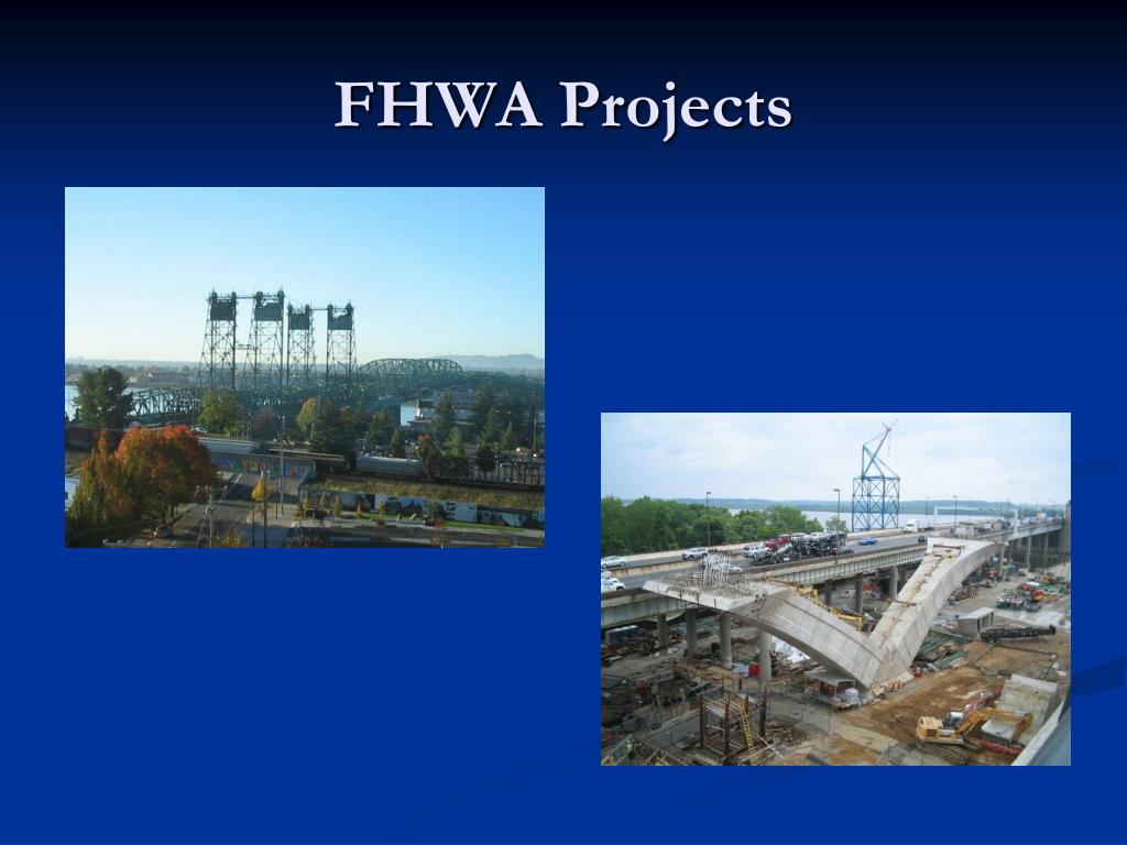 FHWA Projects