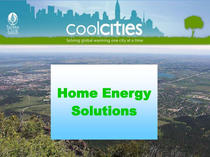 home energy solutions n.