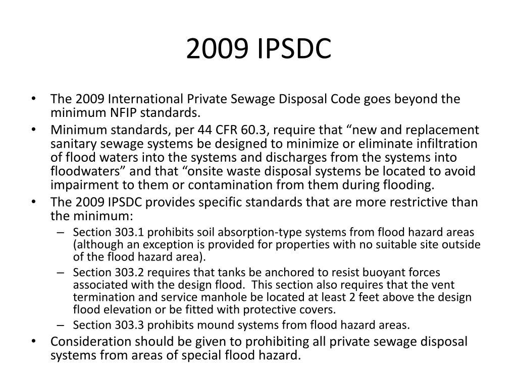 2009 IPSDC