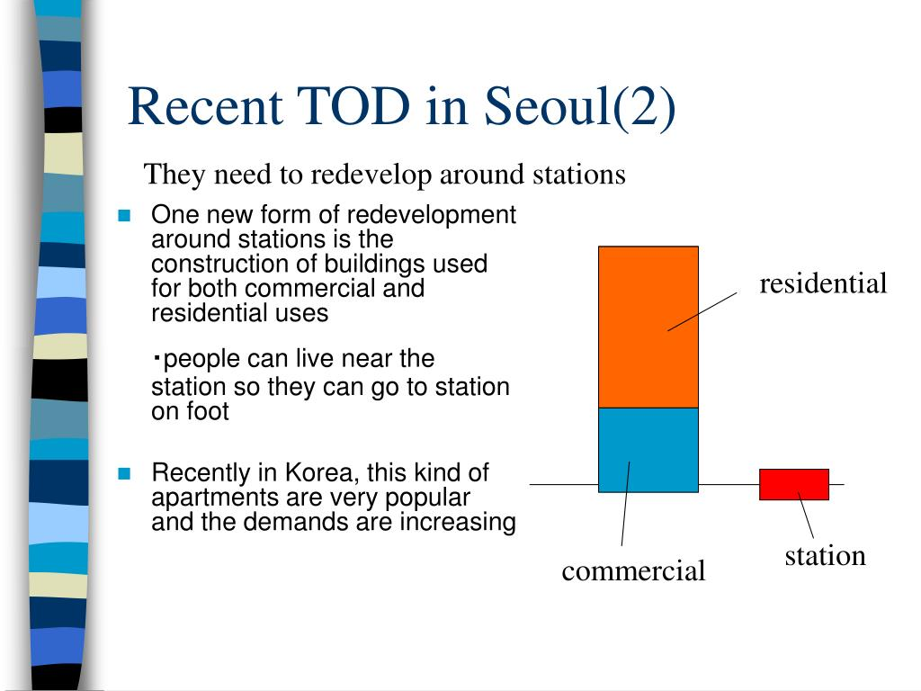 Recent TOD in Seoul(2)