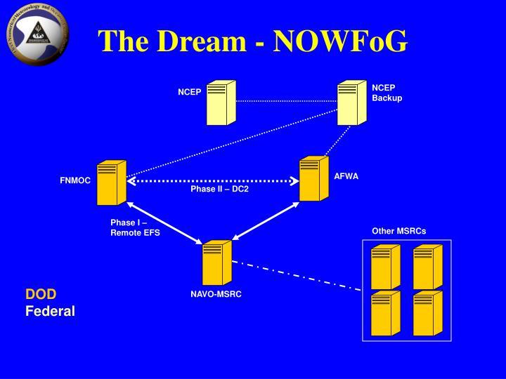 The Dream - NOWFoG