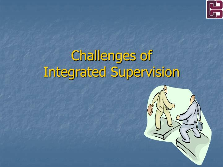 Challenges of