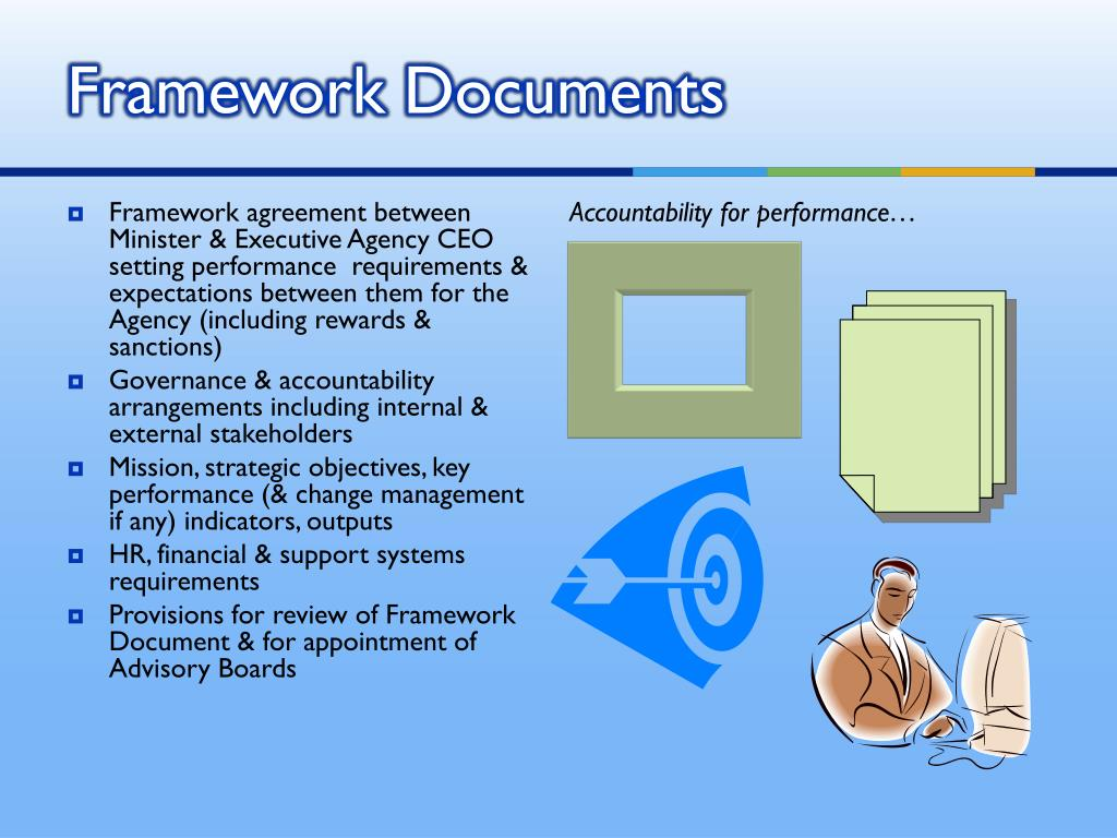 Framework Documents