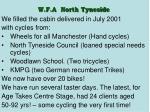 w f a north tyneside7