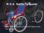 w f a north tyneside8