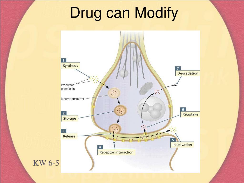 Drug can Modify