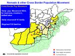 nomads other cross border population movement