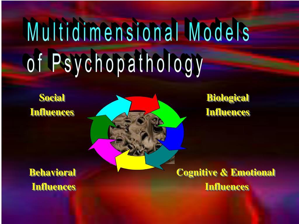 Multidimensional Models