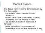 some lessons42