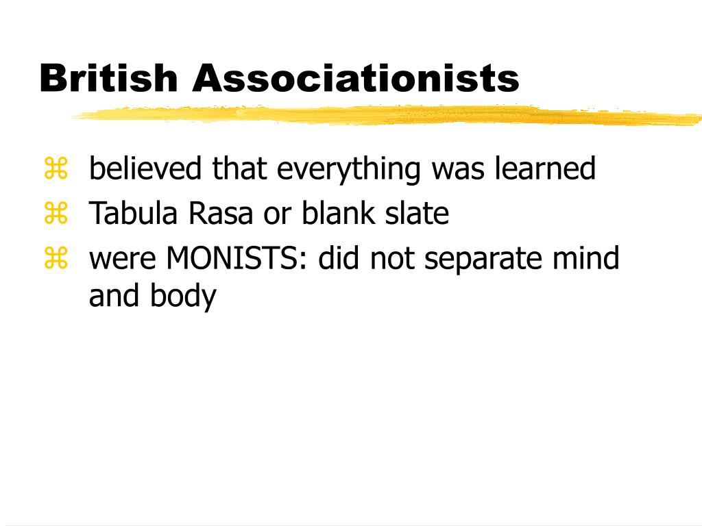 British Associationists