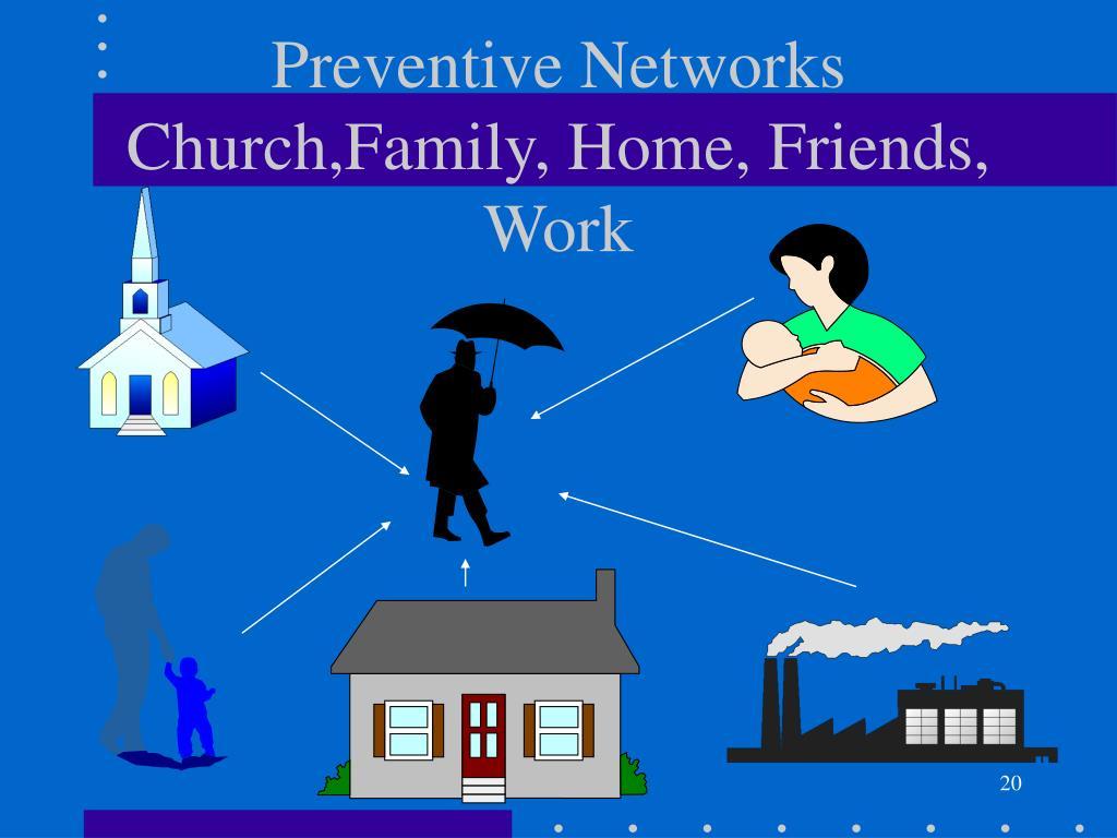Preventive Networks