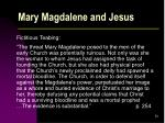 mary magdalene and jesus51