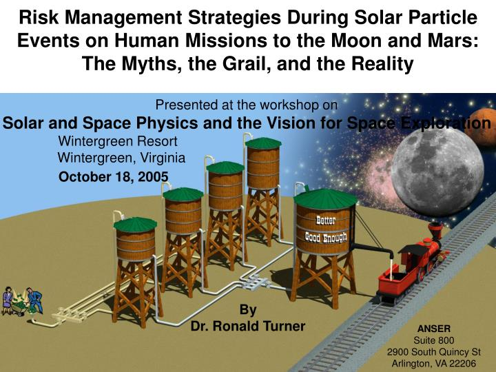 Risk Management Strategies During Solar Particle Events on Human Missions to the Moon and Mars: