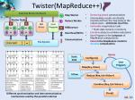 twister mapreduce