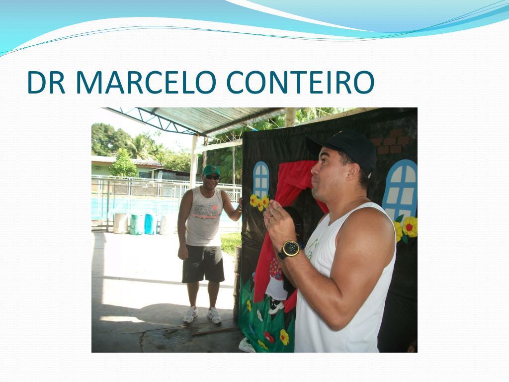 DR MARCELO CONTEIRO
