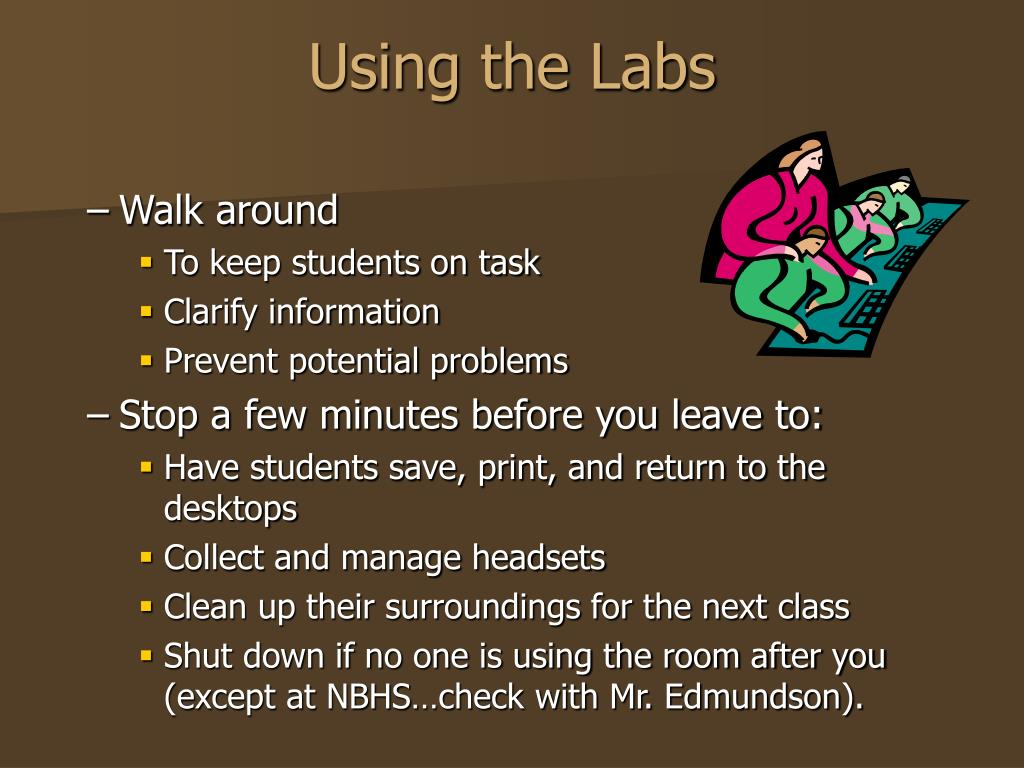 Using the Labs