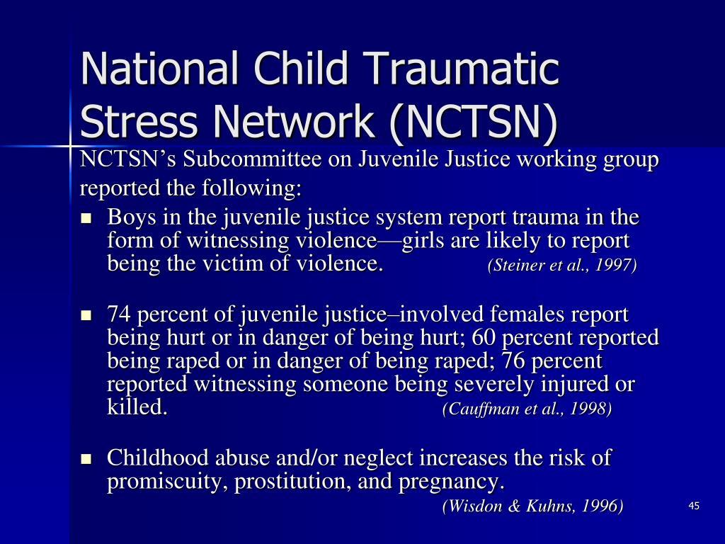 National Child Traumatic Stress Network (
