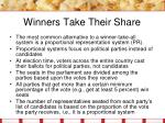winners take their share13