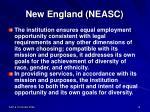 new england neasc