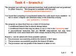 task 4 branch c