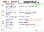 task 4 branch c14
