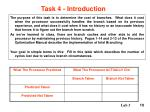 task 4 introduction