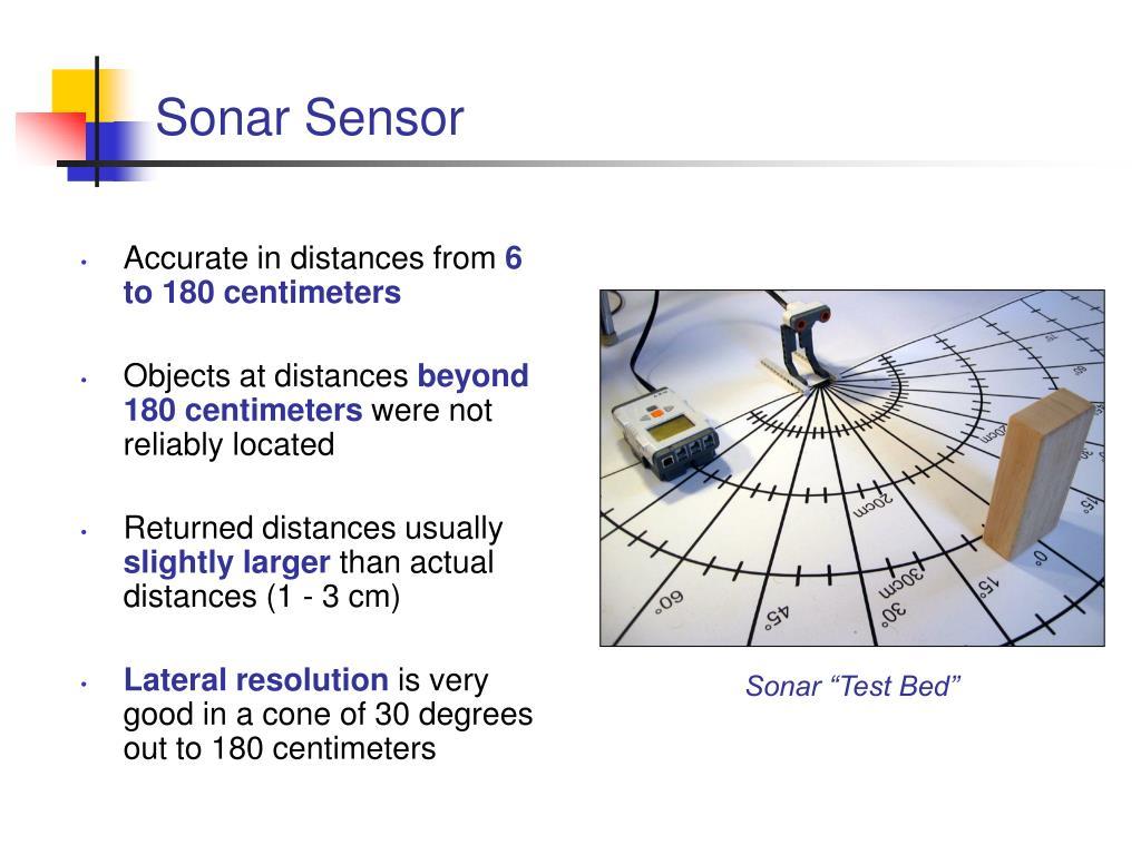 Sonar Sensor