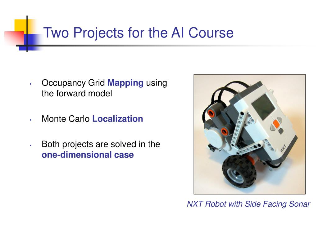 Two Projects for the AI Course