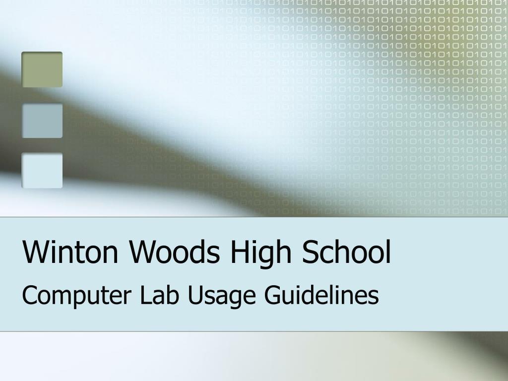 winton woods high school l.