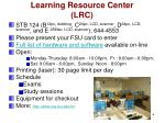 learning resource center lrc