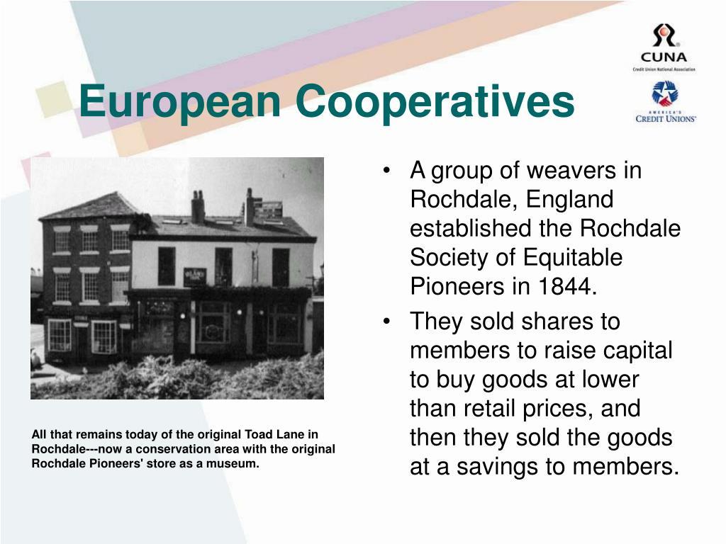 European Cooperatives