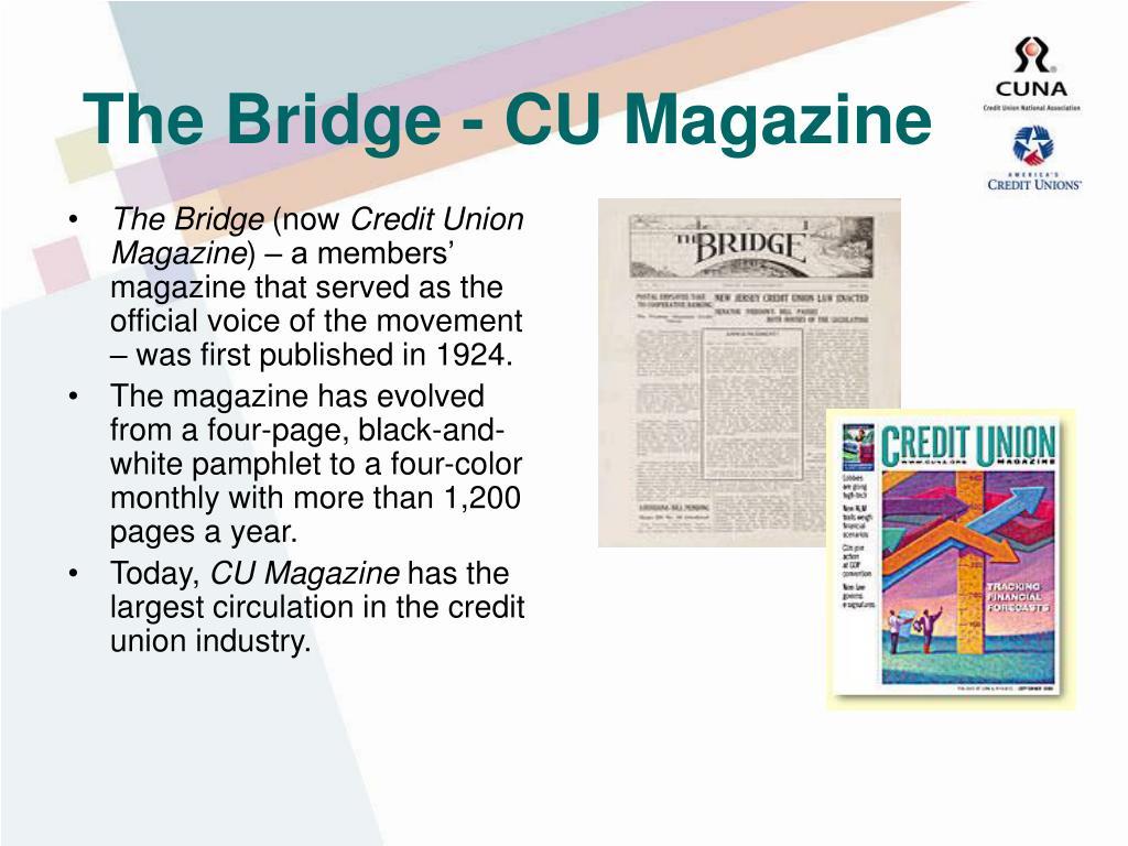 The Bridge - CU Magazine