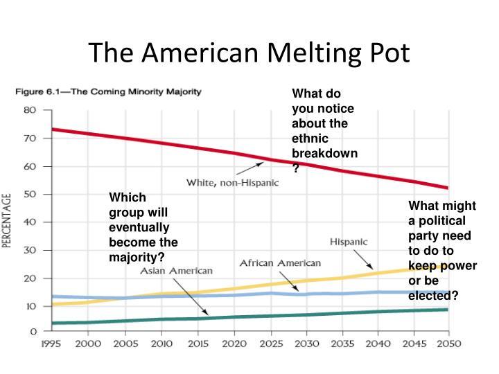 The American Melting Pot