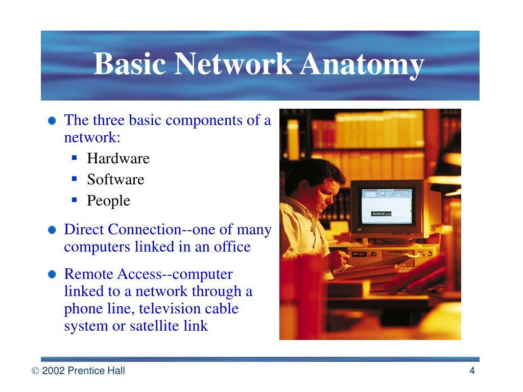 Basic Network Anatomy