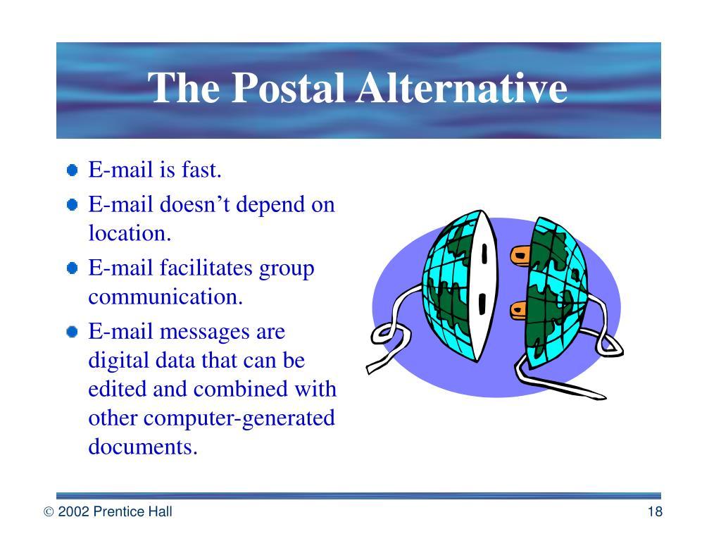 The Postal Alternative