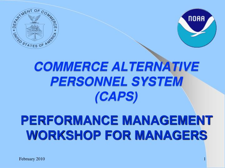 performance management workshop for managers n.