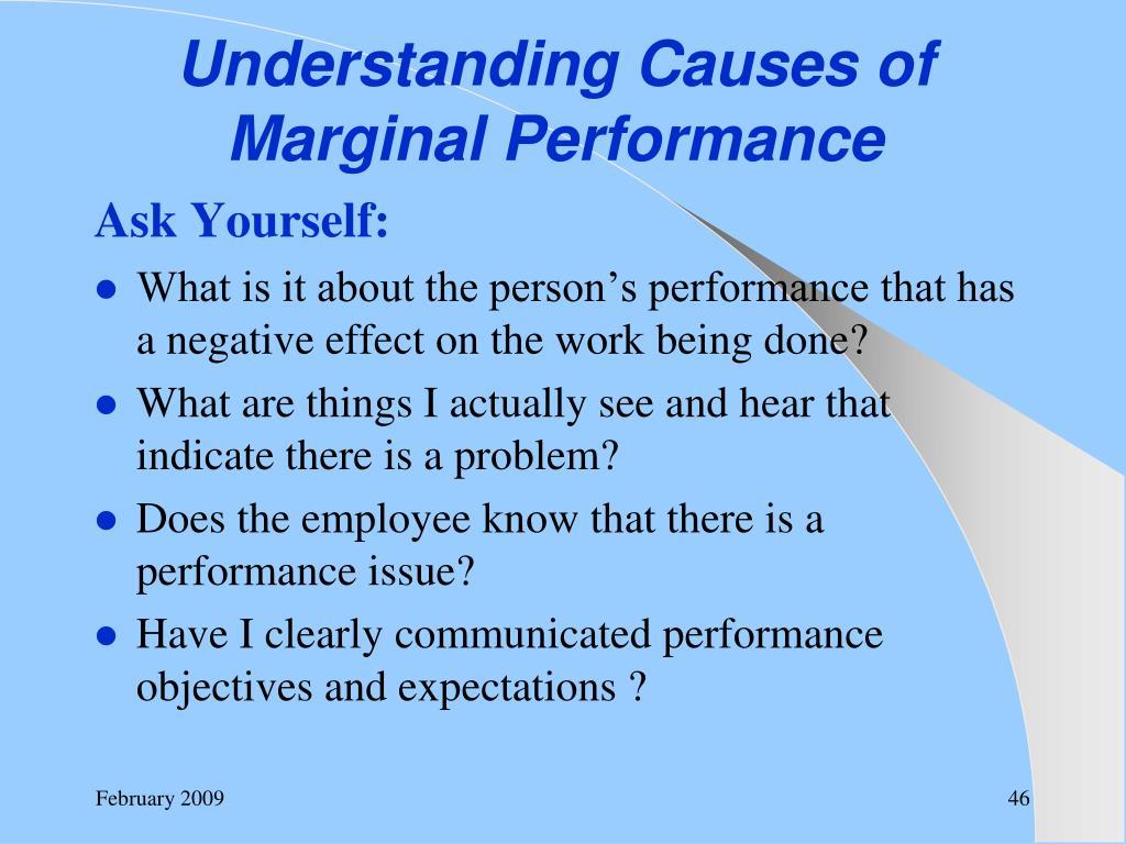Understanding Causes of