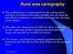rural area cartography13