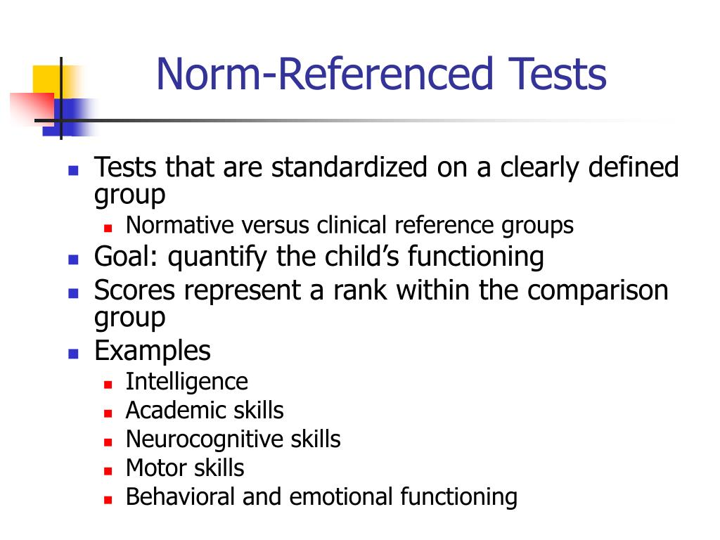 norm-referenced-tests-l Examples Of A Clinical Performance Measure on childhood obesity, within balanced scorecard areas, leading people,