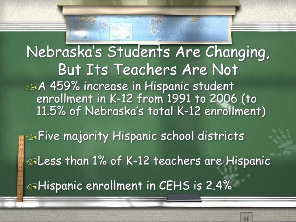 Nebraska's Students Are Changing,